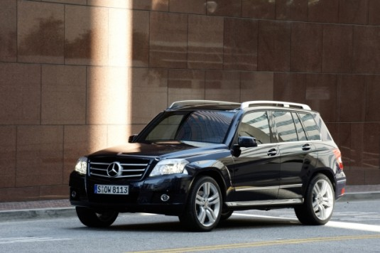 Mercedes-Benz GLK-Class AMG Sex and the City Car