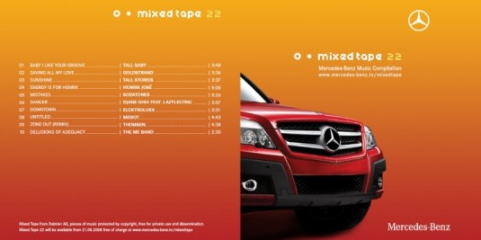 Mercedes-Benz Mixed Tape Vol 22