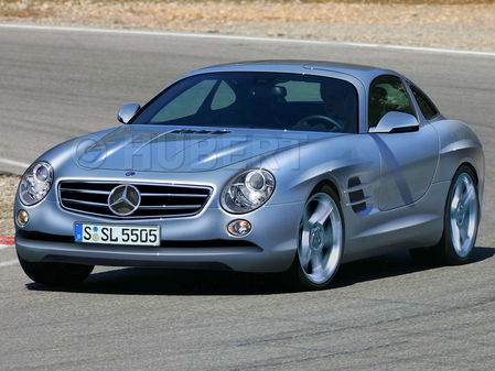 Which Mercedes SLC Gullwing illustration do you like most?