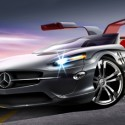 mercedes benz slc gullwing hussein illustration 125x125 Which Mercedes SLC Gullwing illustration do you like most?