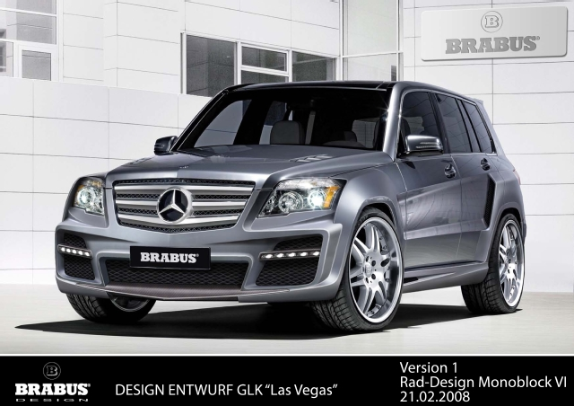 Mercedes benz is poised to impress at sema with tuned for Mercedes benz car picture gallery
