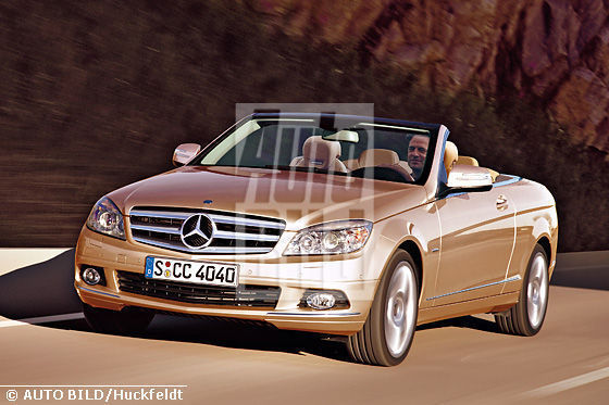 Autobild is reporting that Mercedes-Benz is working on releasing a C-Class