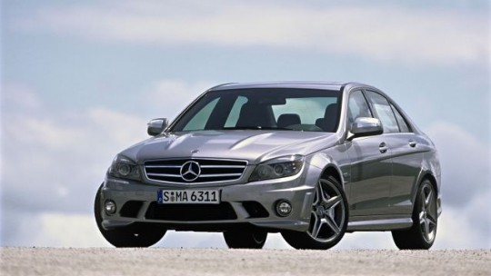 mercedes benz c63 amg 540x304 Mercedes Benz C63 AMG receives CNET Editors Choice Award