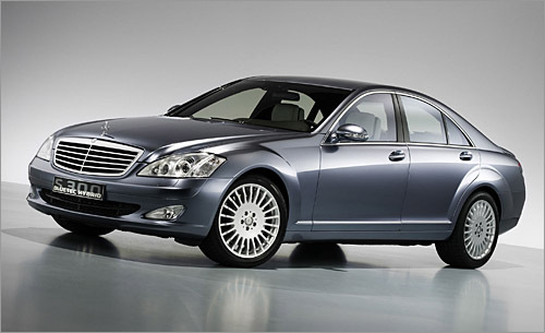 mercedes benz s class hybrid Mercedes Benz to produce 20% hybrid vehicles by 2015