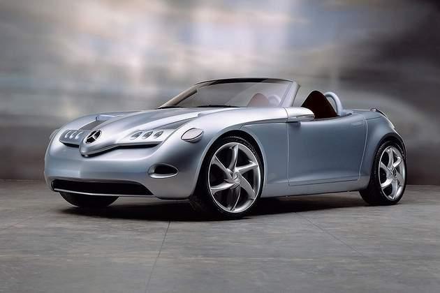 Mercedes benz planning an a class roadster for Smallest mercedes benz