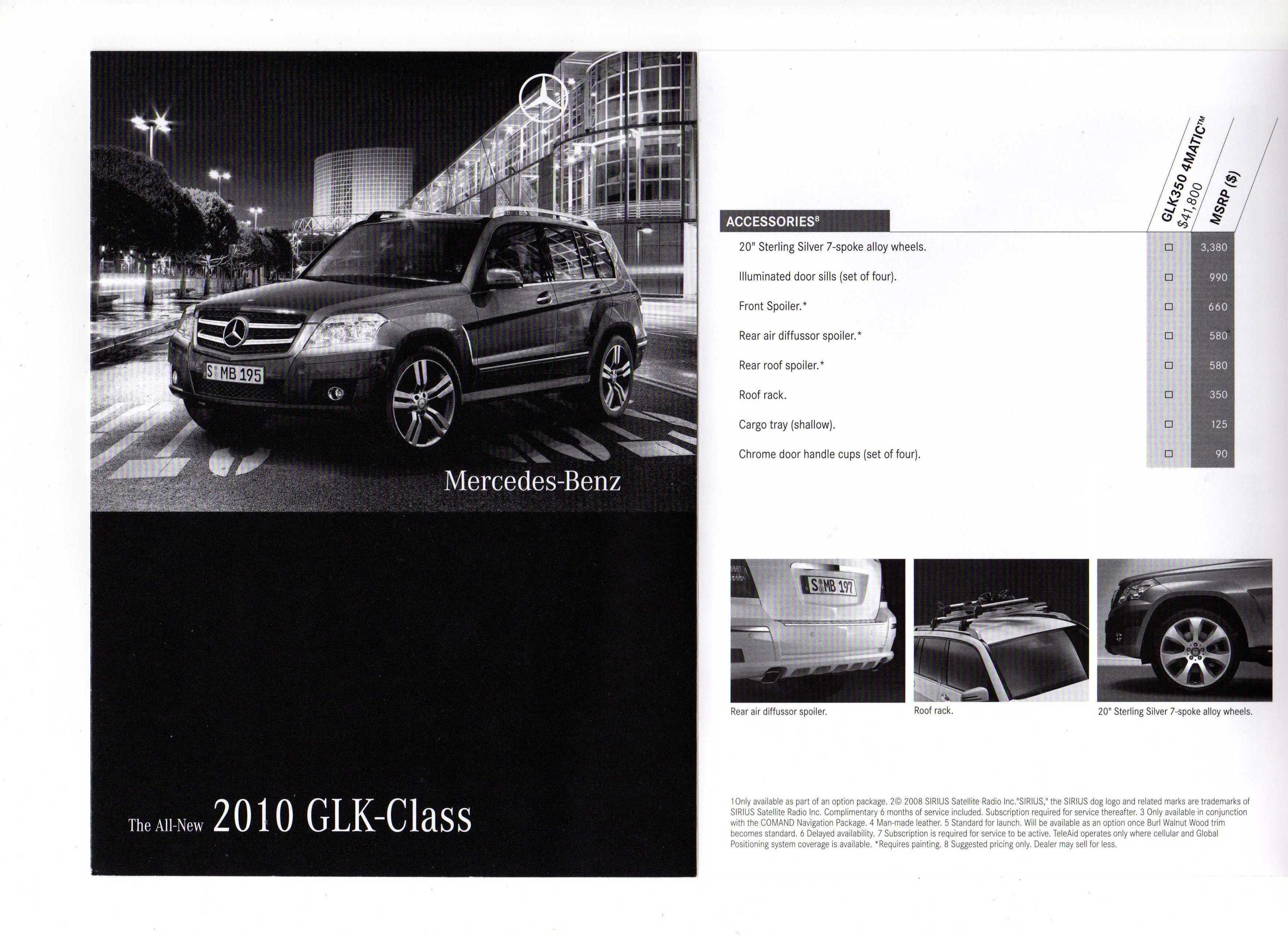 glk1 Just in Time for Christmas, The GLK has Landed