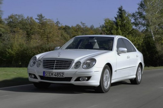 mercedes benz e class1 540x359 Mercedes Benz Delivers 1.5 Million units of the E Class