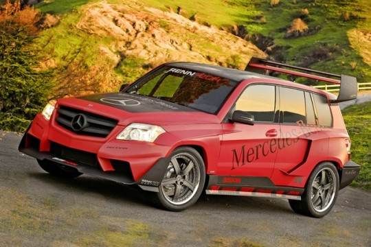 mercedes benz glk reentech sema winner101 540x360 RENNtech wins GLK tuner build off at SEMA