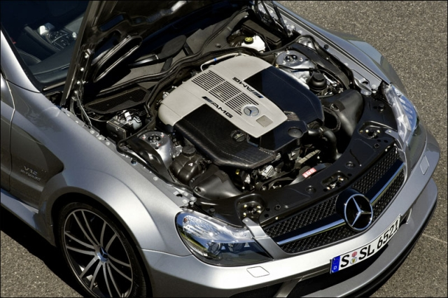 mercedes benz to discontinuing using v12 engines