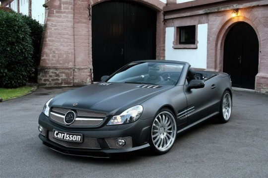 mercedes benz sl class amg carlsson ck63 rs 540x359 Carlsson presents the CK63 RS