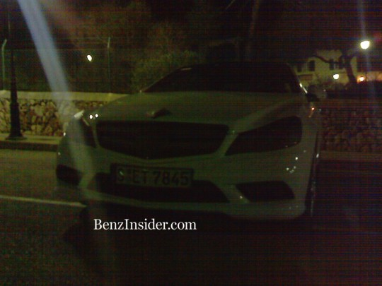 mercedes benz e class coupe spy shots exterior3 540x405 Exclusive Spy Shots of the Next Gen E Class Coupe Exterior and Interior