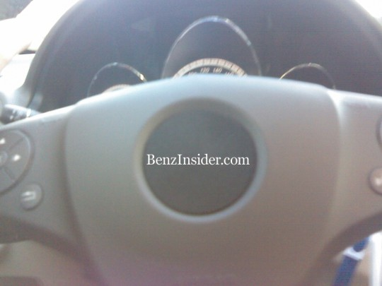 mercedes benz e class coupe spy shots interior3 540x405 Exclusive Spy Shots of the Next Gen E Class Coupe Exterior and Interior