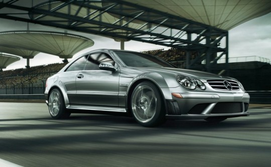 mercedes benz clk 63 amg blackseries 540x333 Is Your Mercedes Benz a Cop Magnet?