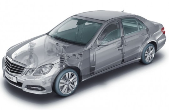 new mercedes benz e class guard models frame 540x353 New Mercedes Benz E Class Guard models