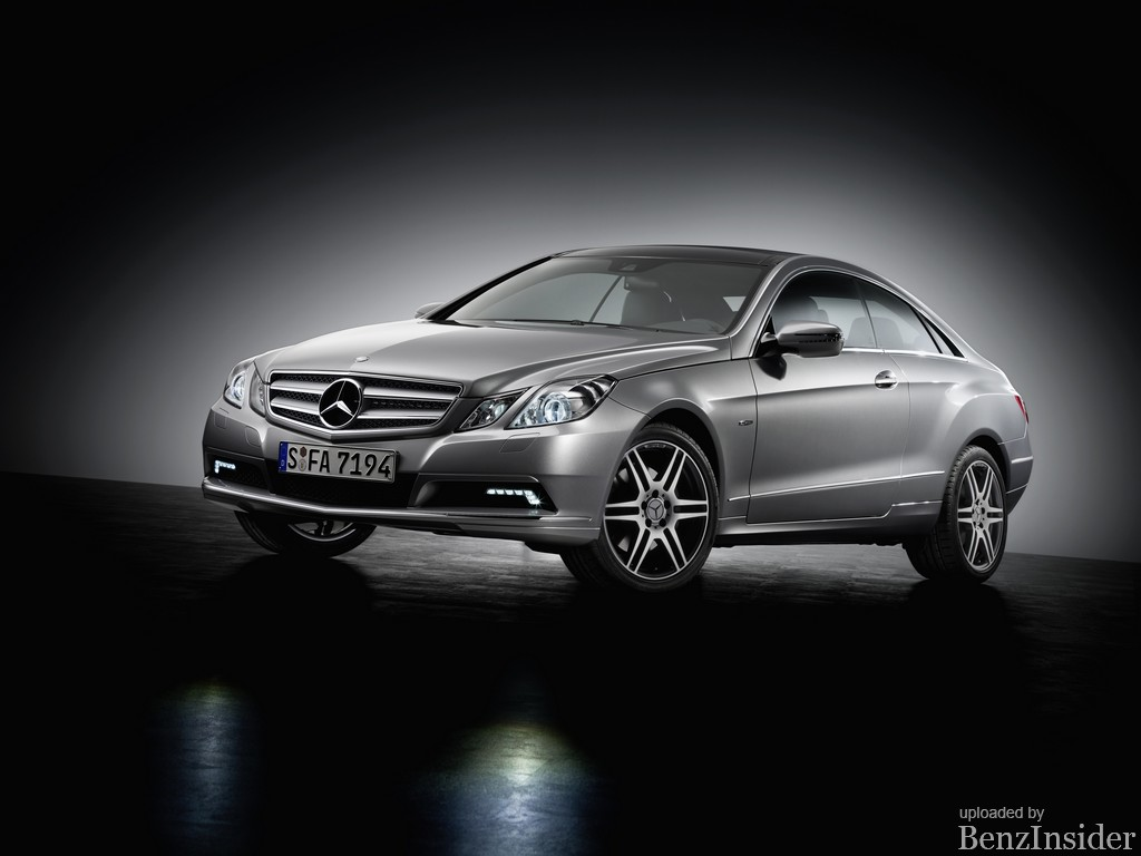 new mercedes benz e class look